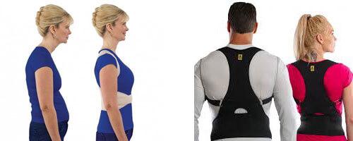 corsetto posturale